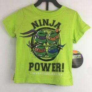 Ninja Turtles Boys Pant Set Size 12 Months